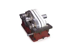 Three-Ring Gear Reducer