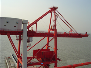 Bridge Type Grab Ship Unloader